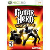 Guitar Hero World Tour Game Only For Xbox 360 Music - EE690252