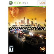 Need For Speed: Undercover For Xbox 360 Racing - EE690264