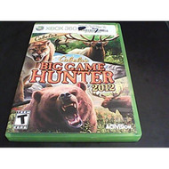 Cabela's Big Game Hunter 2012 For Xbox 360 Shooter - EE690267