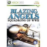 Blazing Angels Squadrons Of WWII For Xbox 360 Flight - EE690268