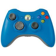 Microsoft OEM Wireless Controller Blue For Xbox 360 blue Gamepad B4F00 - EE690289