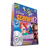 Scene It? Disney Super Game Pack DVD Game Toy - EE690291
