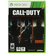 Call Of Duty Black Ops Collection Standard Edition For Xbox 360 COD - EE690295