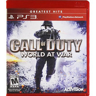 Call Of Duty: World At War Greatest Hits For PlayStation 3 PS3 COD - EE690312