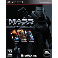 Mass Effect Trilogy For PlayStation 3 PS3 - EE690329