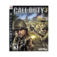 Call Of Duty 3 For PlayStation 3 PS3 COD Shooter - EE690339