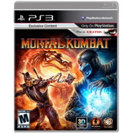 Mortal Kombat For PlayStation 3 PS3 Fighting - EE690338
