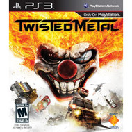 Twisted Metal For PlayStation 3 PS3 Fighting - EE690358