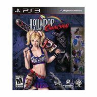 Lollipop Chainsaw For PlayStation 3 PS3 Fighting - EE690366