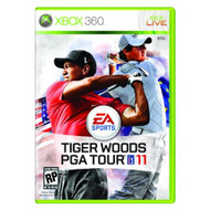 Tiger Woods PGA Tour 11 For Xbox 360 Golf - EE690376
