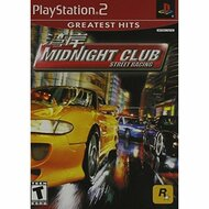 Midnight Club: Street Racing For PlayStation 2 PS2 With Manual and - EE690391
