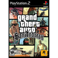 Grand Theft Auto: San Andreas For PlayStation 2 PS2 With Manual And - EE690395