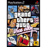 Grand Theft Auto: Vice City PS2 For PlayStation 2 With Manual and Case - EE690398
