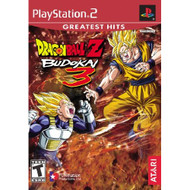 Dragon Ball Z: Budokai 3 For PlayStation 2 PS2 Fighting With Manual - EE690417
