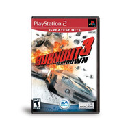 Burnout 3 Takedown For PlayStation 2 PS2 Flight With Manual and Case - EE690436