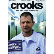 Crooks Aka Errors Freaks And Oddities On DVD With Jim Norton - EE690493