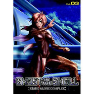 Ghost In The Shell: Stand Alone Complex Vol 3 EP.9-12 On DVD - EE690496