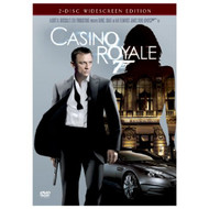 Casino Royale Two-Disc Widescreen Edition On DVD 2 - EE690513