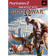 God Of War For PlayStation 2 PS2 With Manual and Case - EE690517