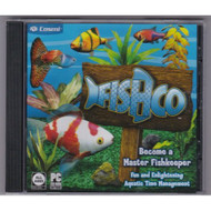 Fishco Software Become A Master Fish Keeper - EE690526