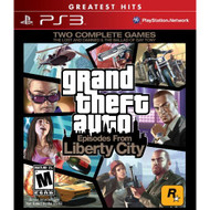 Grand Theft Auto: Episodes From Liberty City For PlayStation 3 PS3 - EE690540
