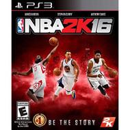 NBA 2K16 For PlayStation 3 PS3 Basketball - EE690543