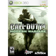 Call Of Duty 4: Modern Warfare For Xbox 360 COD Shooter - EE690544