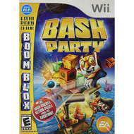 Boom Blox Bash Party For Wii Puzzle With Manual and Case - EE691251