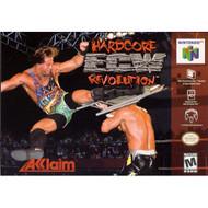 ECW: Hardcore Revolution For N64 Nintendo - EE691264