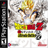 Dragon Ball Z: Ultimate Battle 22 PlayStation For PlayStation 1 PS1 - EE691270