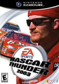 NASCAR Thunder 2003 For PlayStation 1 PS1 - EE691308