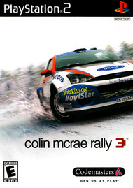 Colin Mcrae Rally 3 For PlayStation 2 PS2 - EE691322