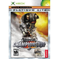 Unreal Championship Xbox For Xbox Original Shooter With Manual And - EE691333