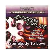Somebody To Love By Jefferson Airplane On Audio CD Album 2005 - EE691346