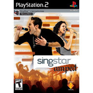 Singstar Amped Stand Alone For PlayStation 2 PS2 Music With Manual and - EE691359