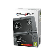 Nintendo Handheld Console 3DS XL New Nintendo 3DS XL Metallic Black - ZZ691352