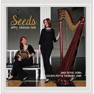 Seeds By Apple Orange Pair On Audio CD Album 2016 - EE691371