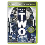 Army Of Two: Platinum Hits For Xbox 360 Shooter - EE691397