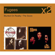 2CD Eco Slipc-Blunted On Reality/the Score By Fugees On Audio CD Album - EE691392