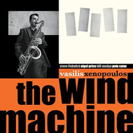 Wind Machine By Vasilis Xenopoulos On Audio CD Album 2014 - EE691417