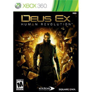 Deus Ex: Human Revolution For Xbox 360 Shooter - EE691469