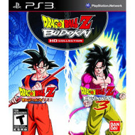 Dragon Ball Z Budokai HD Collection For PlayStation 3 PS3 Fighting - EE690969