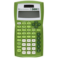 Texas Instruments TI-30X Iis 2-line Scientific Calculator Lime Green - EE690713