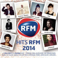 Rfm Hits 2014 On Audio CD Album - EE691507
