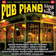 Pub Piano Sing-A-Long By Pub Piano Sing-Long On Audio CD Album 2005 - EE691524