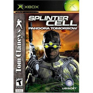 Tom Clancy's Splinter Cell Pandora Tomorrow Xbox For Xbox Original - EE691646