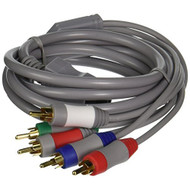 Component Cable AV Cable For Hdtv/edtv High Definition 480P For Wii - EE691667