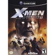 X-Men Legends II Rise Of The Apocalypse For GameCube With Manual and - EE691700