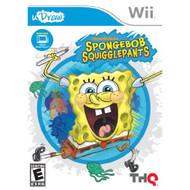 Spongebob Squigglepants uDraw For Wii - EE691710