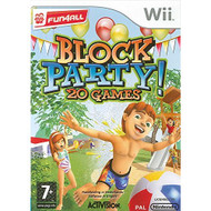 Block Party 20 Games For Wii - EE691720